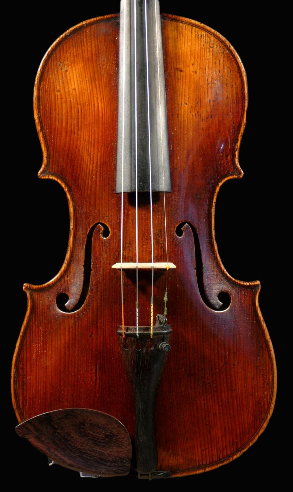Fine Czechs violin around 1840