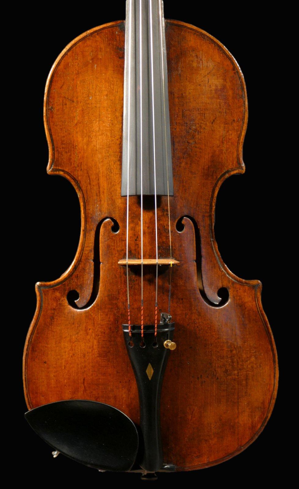 Fine German violin by Aegidius Klotz, Mittenwald 1778